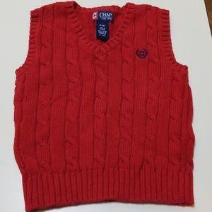 EUC Boys Sweater Vest